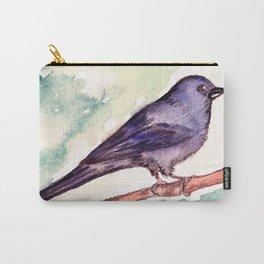 Pinzon azul Carry-All Pouch