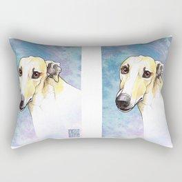 Loveable Couch Potato Rectangular Pillow