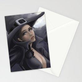 Sexy Witch Stationery Cards