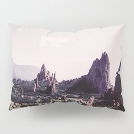 Jagged Rocks Pillow Sham