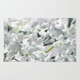 Spring white 026 Rug