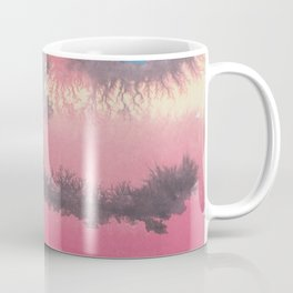 15| 1903011 Watercolour Abstract Painting | Muted Colours Coffee Mug