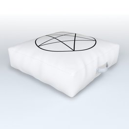 Pentacle Outdoor Floor Cushion