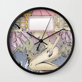 City Artwork Wall Clock