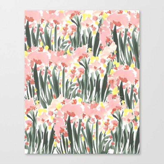 Ugly Garden Canvas Print