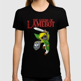 The Legend of LAMEBOT T-shirt