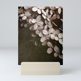 hydrangea too Mini Art Print