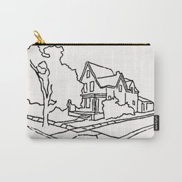 Dearborn Street Sketch Carry-All Pouch