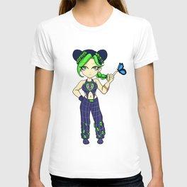 Jolyne Cujoh Chibi T-shirt