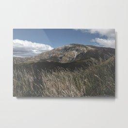 Foothills Metal Print