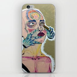 Lobotomy iPhone Skin
