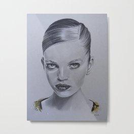 Miss Daphne  Metal Print