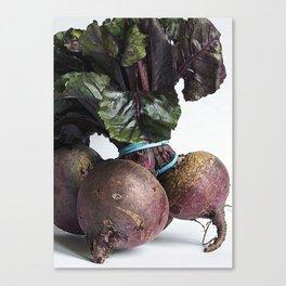 Beetroot Canvas Print