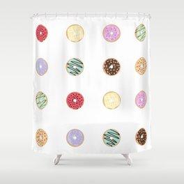 Donut Worry Shower Curtain