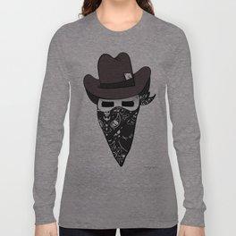 Bandidos skull toon Long Sleeve T-shirt