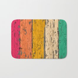 Country Summer Bath Mat