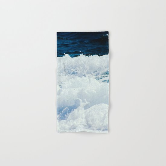 Ocean Waves Hand & Bath Towel