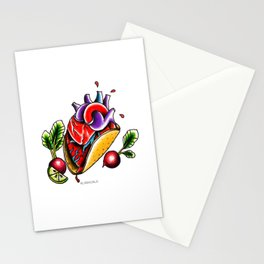 Taco  Stationery Cards