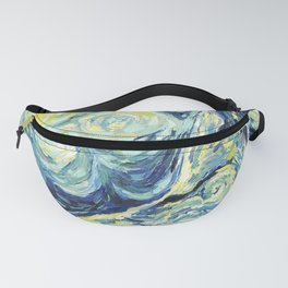 Whale. Ocean Life Fanny Pack