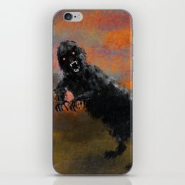 Shug Monkey iPhone Skin