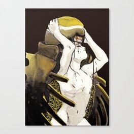 Kept 2 Canvas Print