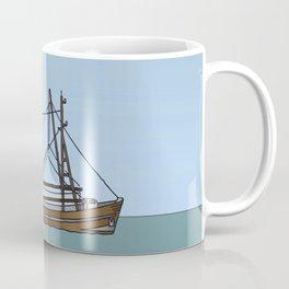 Fishing boat Coffee Mug