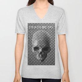 Death Metal Unisex V-Neck