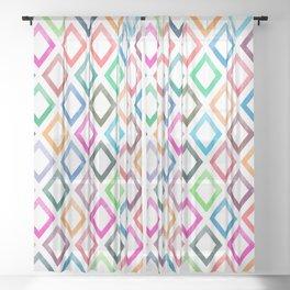 Lovely Pattern III Sheer Curtain