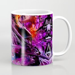 riding a faberge-egg in purple extreme, like a cowboy-mousy, superhero,dream Coffee Mug
