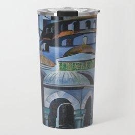 Sultan Ahmed Mosque, Istanbul  Travel Mug