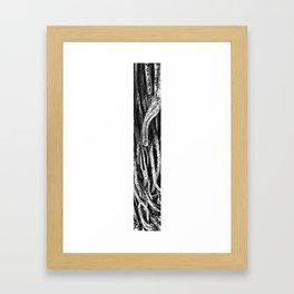 Old Lahaina Framed Art Print