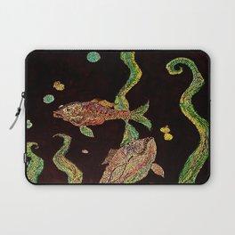 rainbow fish Laptop Sleeve