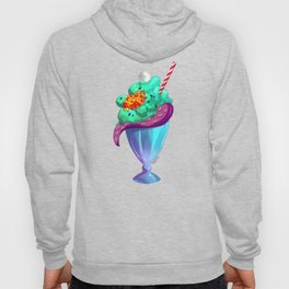 Limited Edition Undersea Mermaid Diner Poster! Hoody