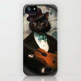 Felix Fitzpatrick iPhone Case