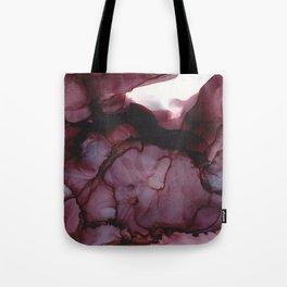 Aubergine Cloud Tote Bag