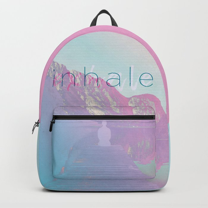 Inhale / Exhale Backpack