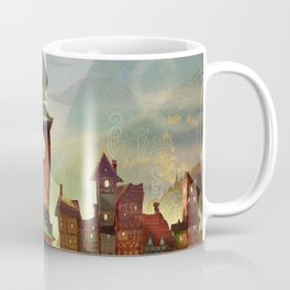 The Clock Tower Coffee Mug