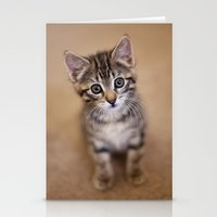 minnie Stationery Cards featuring Minnie by Mike Girod