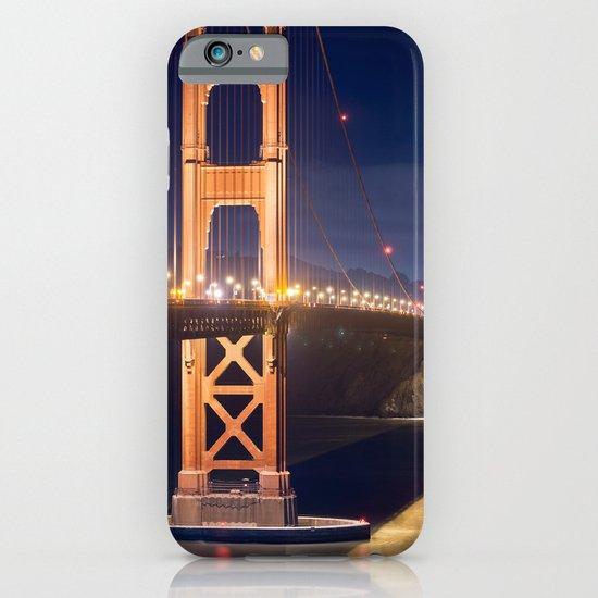 Golden iPhone & iPod Case