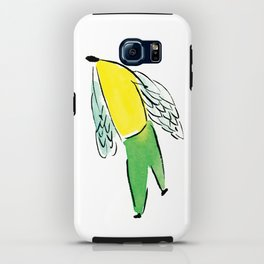 The first wingbeat iPhone Case