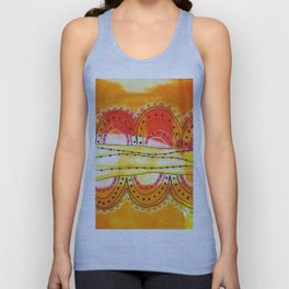 Summer Heat Unisex Tank Top
