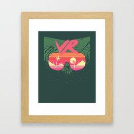 Everything's Fine Framed Art Print