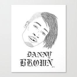 Danny Canvas Print