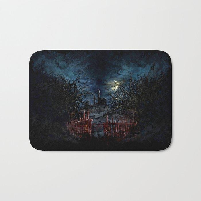 Castlevania: Vampire Variations- Gates Bath Mat