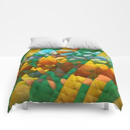 Aspens in Fall, Flagstaff Comforters