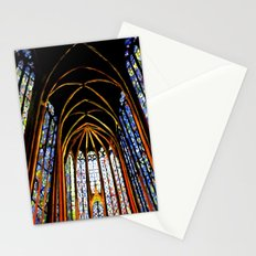 Sainte Chapelle Stationery Cards