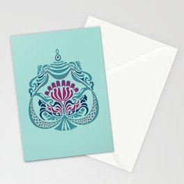 Mendala Love Stationery Cards