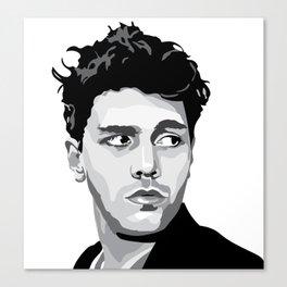 Xavier Dolan Canvas Print