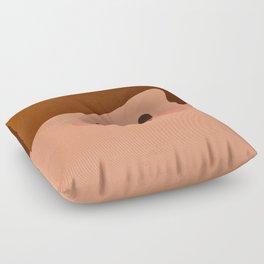 Face I Floor Pillow