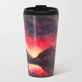 The Infinite Afterburn - Print Travel Mug